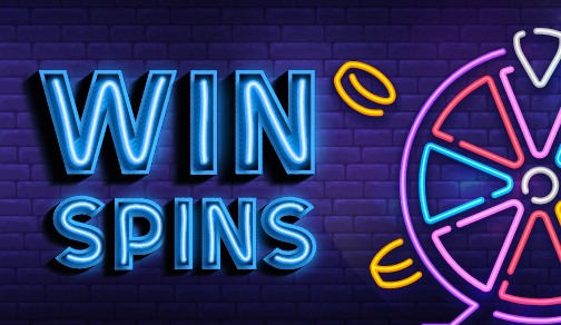 WIN SPINS BINGO