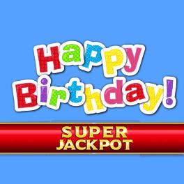 Happy Birthday Jackpot